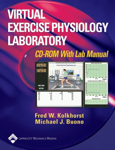 9780781736084: Virtual Exercise Physiology Laboratory: CD-ROM with Lab Manual