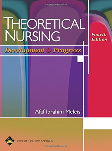 9780781736732: Theoretical Nursing: Development and Progress