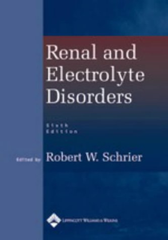 9780781737494: Renal and Electrolyte Disorders