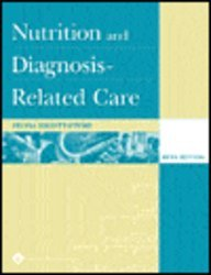 9780781737609: Nutrition and Diagnosis-Related Care