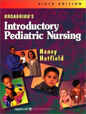 9780781737784: Broadribb's Introductory Pediatric Nursing
