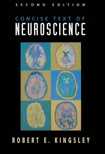 9780781737876: Concise Text of Neuroscience (Book with CD-ROM)