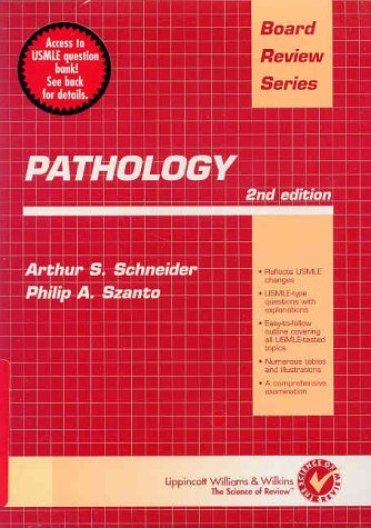 9780781738408: Pathology: Board Review Series (Book + 2-Week Step 1 Subscription to Irevu Question Bank)