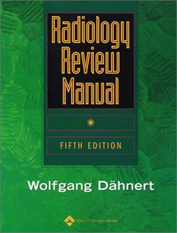 9780781738958: Radiology Review Manual