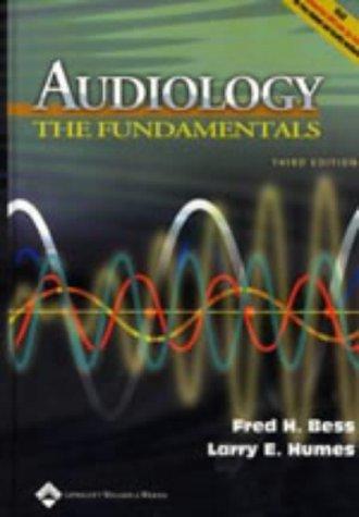 9780781740241: Audiology: The Fundamentals