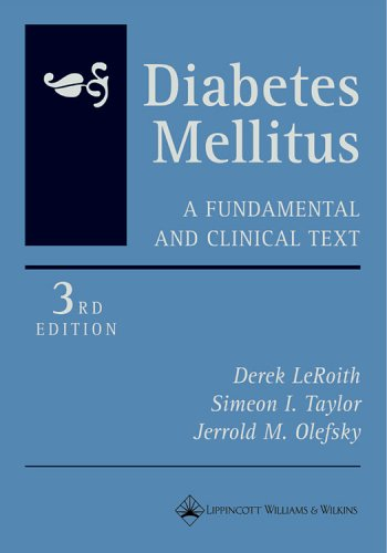 9780781740975: Diabetes Mellitus: A Fundamental and Clinical Text
