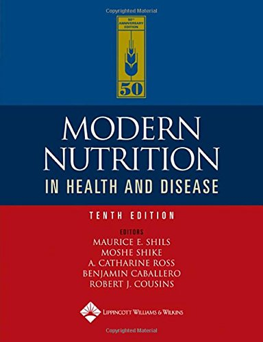 9780781741330: Modern Nutrition in Health and Disease (Modern Nutrition in Health & Disease (Shils))