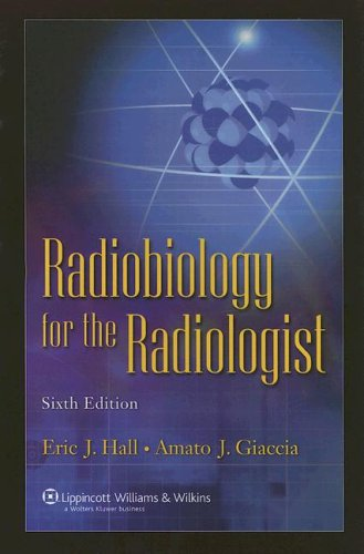 9780781741514: Radiobiology for the Radiologist