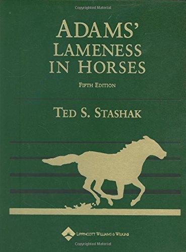 9780781741958: Adams' Lameness in Horses