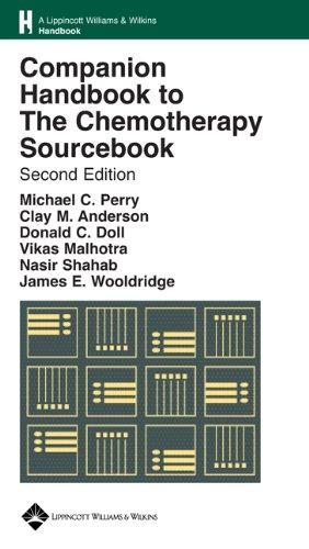 9780781742702: Companion Handbook to The Chemotherapy Sourcebook (Lippincott Williams & Wilkins Handbook Series)