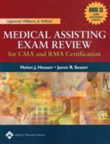 9780781742870: Lippincott Williams & Wilkins' Medical Assisting Exam Review for CMA and RMA Certification