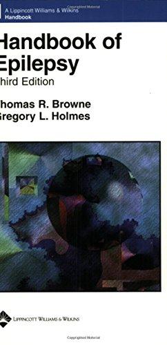 9780781743525: Handbook of Epilepsy