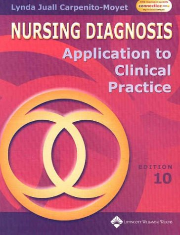 9780781743549: Nursing Diagnosis: Application to Clinical Practice (Nursing Diagnosis (Carpenito))