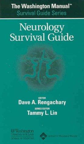 9780781743624: Washington Manual Neurology Survival Guide (Washington Manual Survival Guide Series)