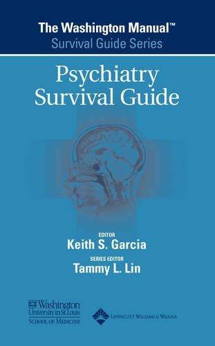 9780781743679: The Washington Manual® Psychiatry Survival Guide (The Washington Manual® Survival Guide Series)