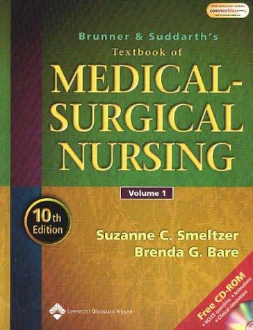 9780781745000: Brunner & Suddarth's Textbook of Medical-Surgical Nursing