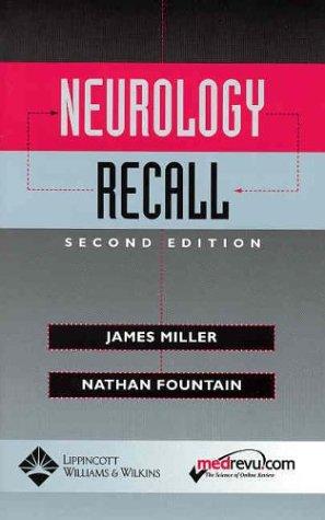 9780781745888: Neurology Recall
