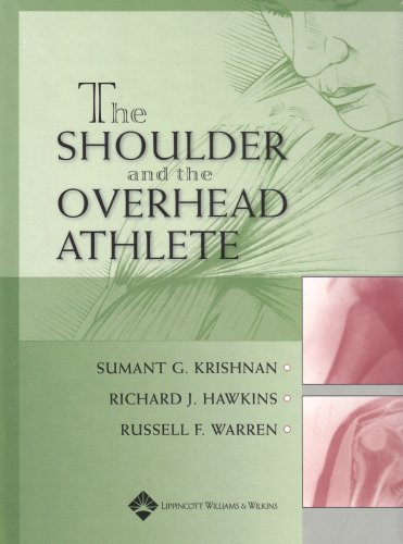 Shoulder And Overhead Athlete: A Holistic Approach