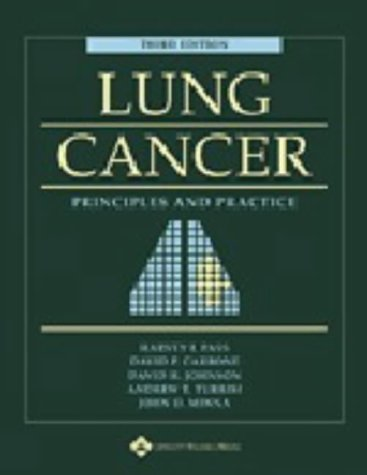 9780781746205: Lung Cancer: Principles and Practice