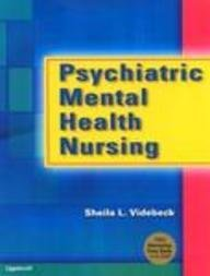 Psychiatric Mental Health Nursing (Book ) with CDROM (0781746280) by Videbeck, Sheila L.