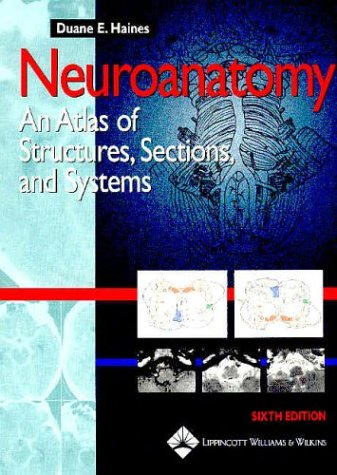 9780781746779: Neuroanatomy: An Atlas of Structures, Sections, and Systems (Neuroanatomy: An Atlas/ Struct/ Sect/ Sys (Haines))
