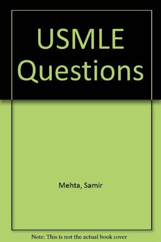 9780781747042: USMLE Questions