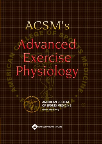 9780781747264: ACSM's Advanced Exercise Physiology