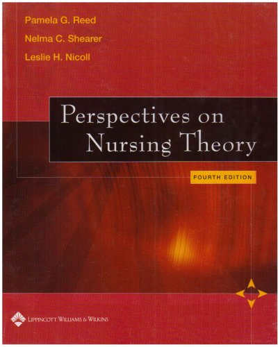 9780781747431: Perspectives on Nursing Theory