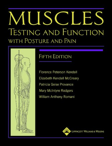 Muscles: Testing and Function, with Posture and: Kendall, Florence P.