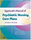 9780781747882: Lippincott's Manual of Psychiatric Nursing Care Plans