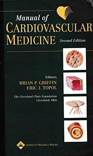 9780781748018: Manual of Cardiovascular Medicine
