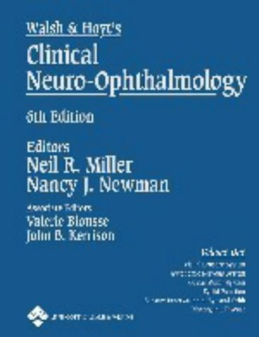 9780781748117: Walsh & Hoyt's Clinical Neuro-Ophthalmology: Volume One