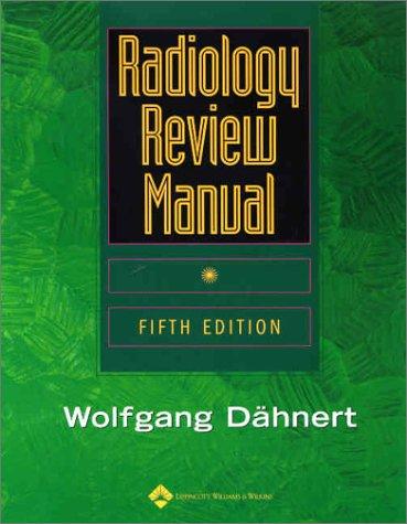 9780781748223: Radiology Review Manual