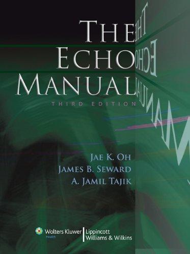 9780781748537: The Echo Manual