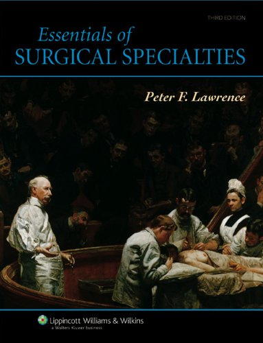 9780781750042: Essentials of Surgical Specialties (Essentials of Surgical Specialties (Lawrence))