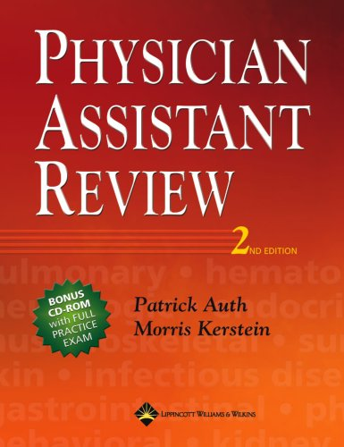 9780781750264: Physician Assistant Review
