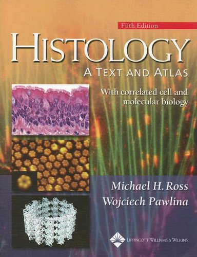 9780781750561: Histology: A Text and Atlas (Histology (Ross))
