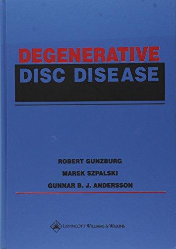 9780781750738: Degenerative Disc Disease