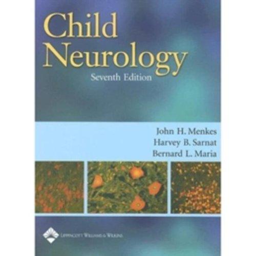 9780781751049: Child Neurology