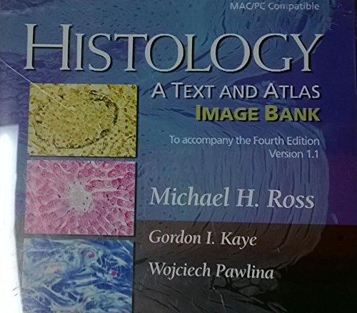 9780781751223: Image Bank to Accompany Histology: A Text And Atlas