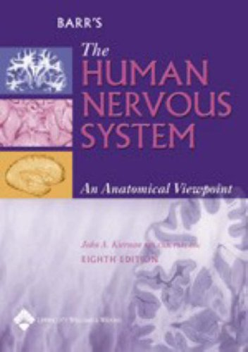9780781751544: Barr's the Human Nervous System: An Anatomical Viewpoint