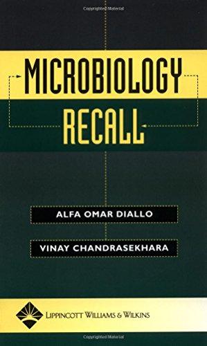 9780781751933: Microbiology Recall (Recall Series)