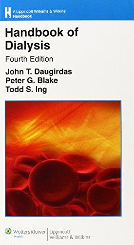 9780781752534: Handbook of Dialysis
