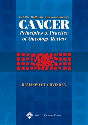 9780781752787: DeVita, Hellman, and Rosenberg's Cancer: Principles and Practice of Oncology Review