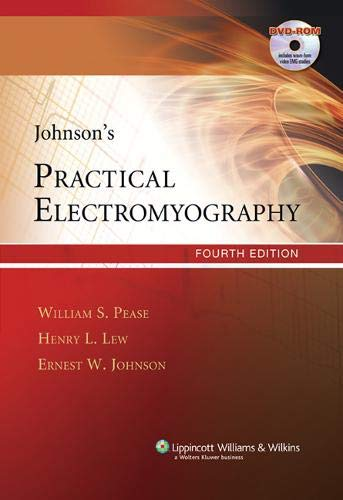 9780781752855: Johnson's Practical Electromyography