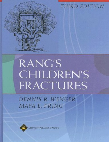 9780781752862: Rang's Children's Fractures