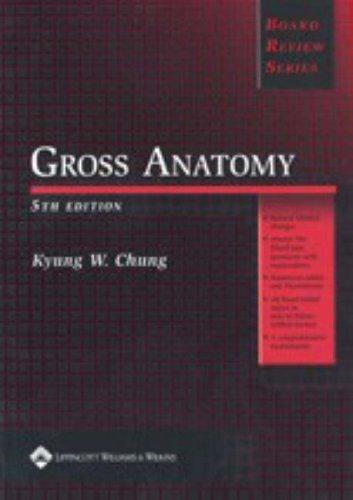 9780781753098: BRS Gross Anatomy (Board Review Series) - AbeBooks ...