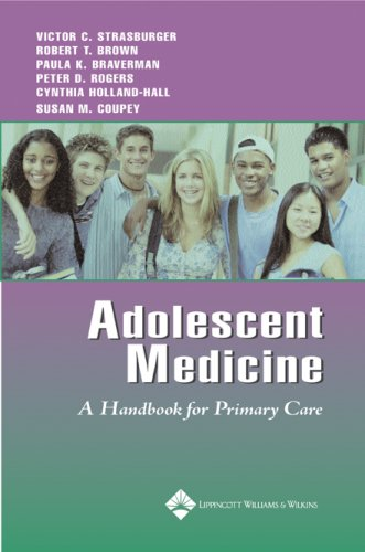 9780781753159: Adolescent Medicine: A Handbook for Primary