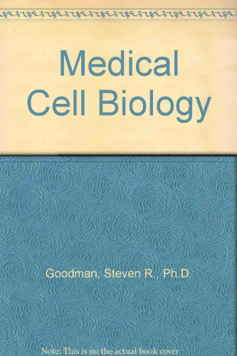9780781753180: Medical Cell Biology