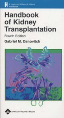 9780781753227: Handbook of Kidney Transplantation